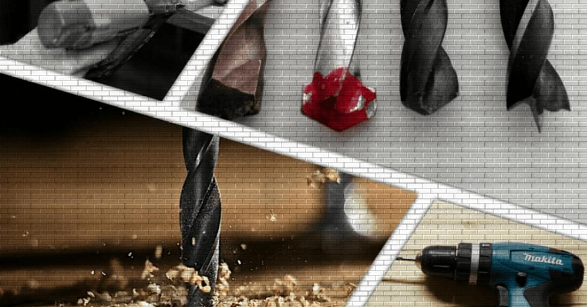 Vŕtanie v domácnosti